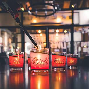Candles for Lights Out  	© Mill St. Brewery
