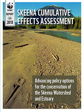 Skeena Cumulative Effects Assessment  	© WWF-Canada