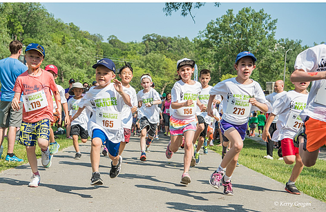 Kids Run for Nature rel=