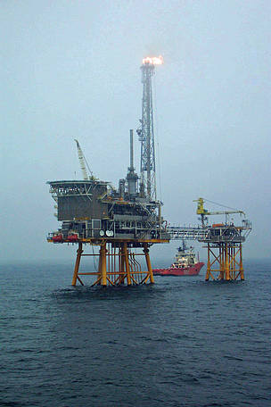 Independent observers are needed to monitor offshore oil and